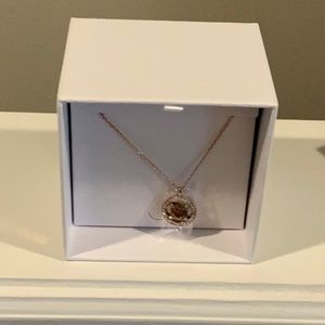NWT Michael kors brilliance rose gold